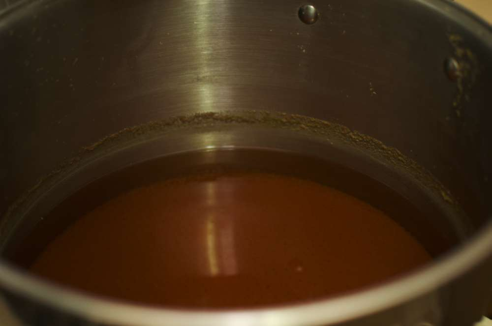 after boil clarity